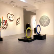 Luz Botero fine arts Gallery Panama city