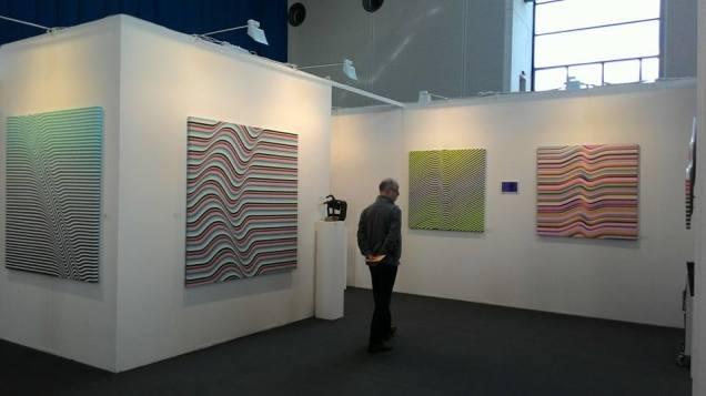 art Karlsruhe, 100 kubik Gallery