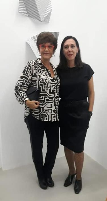 Maria Tinoco and C Ghetti